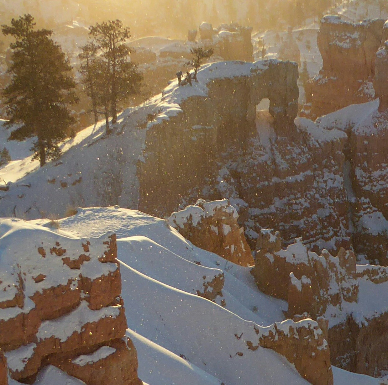 Sunrise in Bryce Canyon Pt 3